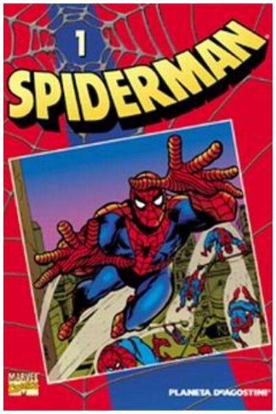 Comic Coleccionable Spider-Man Vol 1 # 1 A 50 (Colección Completa - Tapa Roja)