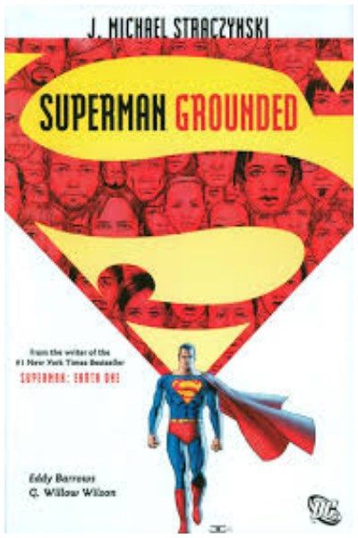 Comic Superman: Grounded Hard Cover Completo Dos Tomos