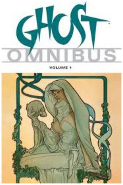 Comic Ghost Omnibus Volumenes 1 Y 2