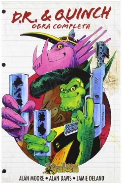 Comic D.R. & Quinch Obra Completa