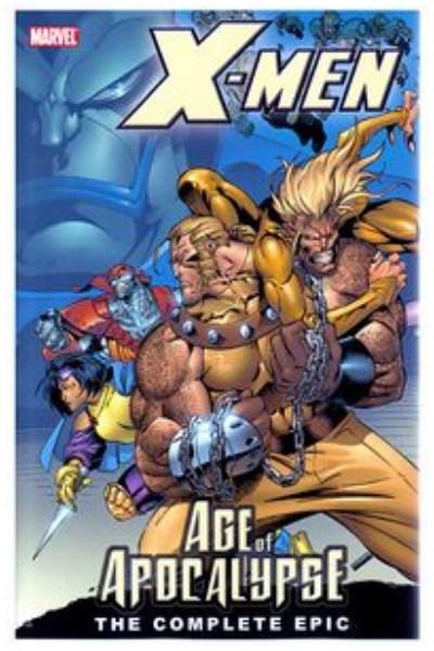 Comic X-Men Tpb: Age Of Apocalypse - The Complete Epic Vol. 1