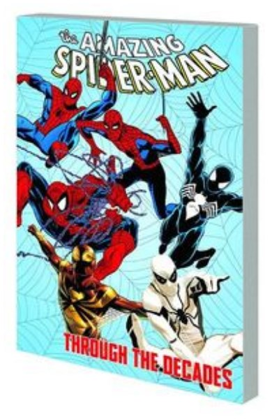 Comic Spider-Man Through The Decades Tpb