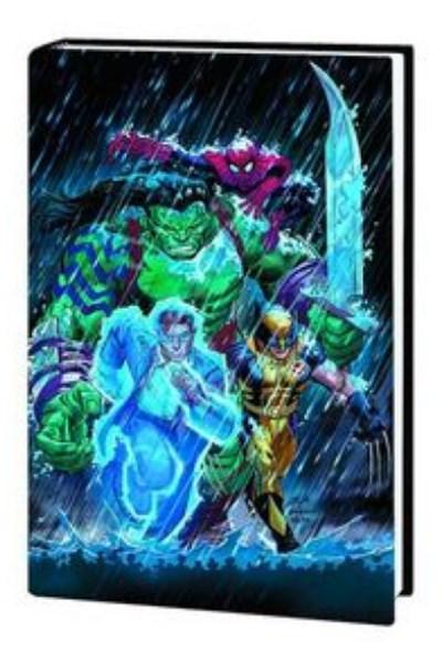 Comic Incredible Hulks Fall Of Hulks Hc