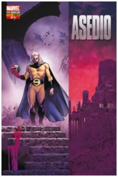 Comic Asedio Nº 02