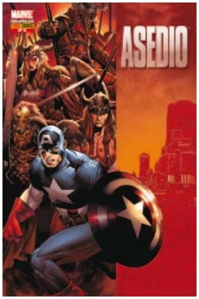 Comic Asedio Nº 03