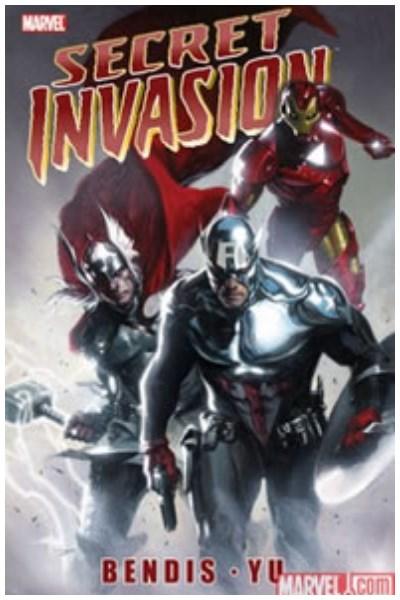 Comic Secret Invasion Tpb