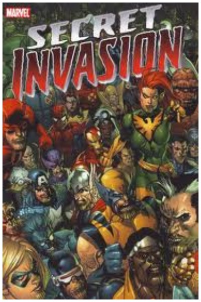 Comic Secret Invasion: The Infiltration Tpb