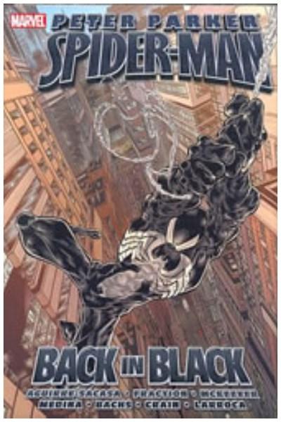 Comic Peter Parker Spider-Man: Back In Black Hc