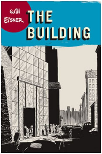Comic The Building Gn