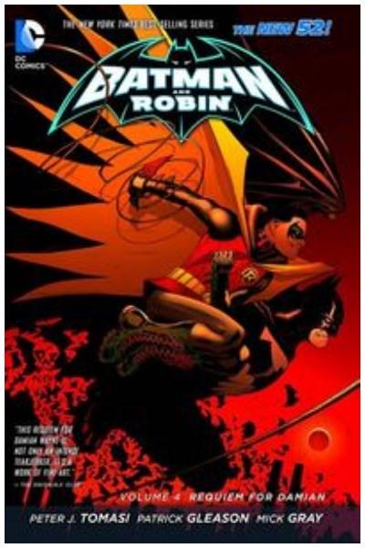 Comic Batman & Robin Tpb Vol. 04 Requiem For Damian