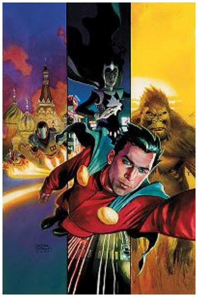 Comic Superman: Mon-El Vol. 1 Tpb