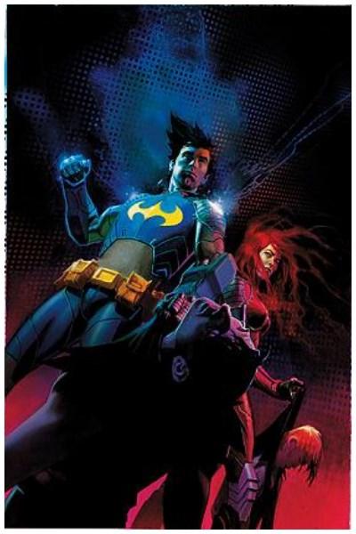 Comic Superman: Nightwing And Flamebird Vol. 1 Tpb