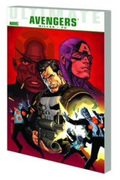 Comic Ultimate Comics Avengers Tpb Crime And Punishment