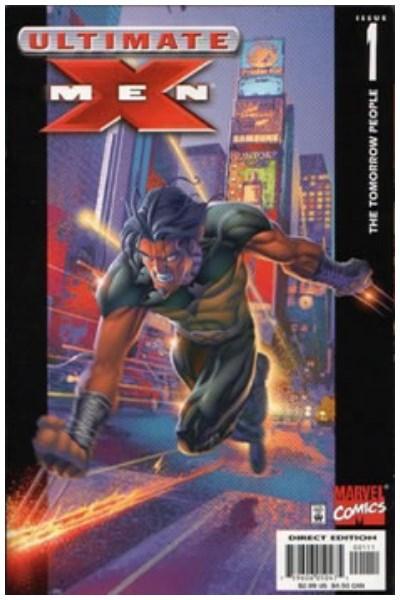 Comic Ultimate X-Men Paquete Numeros 1 Al 12
