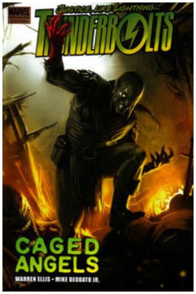 Comic Thunderbolts By Warren Ellis Prem Hc Vol. 02 Caged Angels