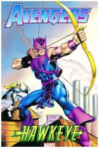 Comic Avengers Hawkeye Tpb