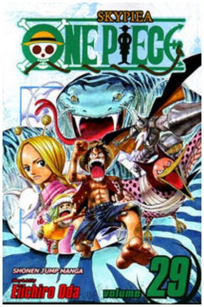 Manga One Piece Tpb Vol. 29