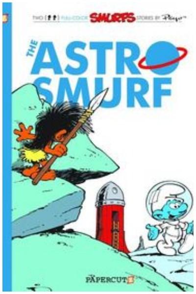 Comic Smurfs Sc Gn Vol. 07 The Astro Smurf