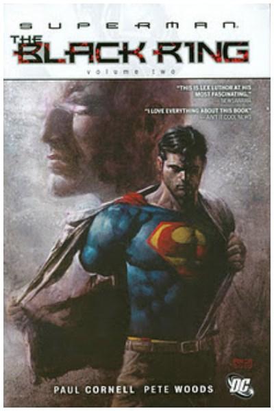 Comic Superman The Black Ring Hc Vol. 02