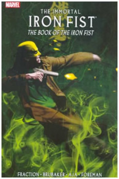 Comic Immortal Iron Fist Vol. 3: The Book Of The Iron Fist
