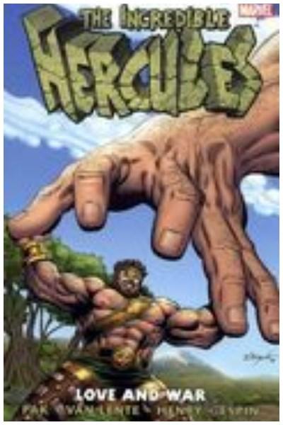 Comic Incredible Hercules: Love And War Tpb