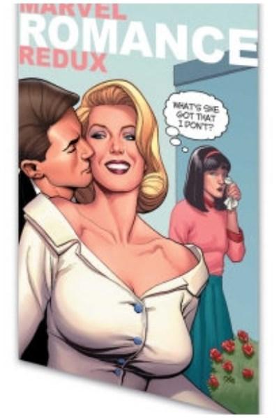 Comic Marvel Romance Redux