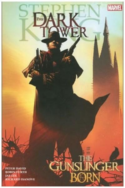 Comic Dark Tower: The Gunslinger Born Hc