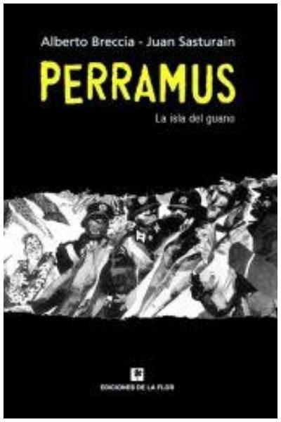 Comic Perramus. La Isla De Guano