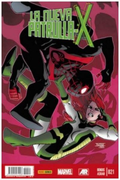 Comic Lote La Nueva Patrulla-X Nº 21 A 29