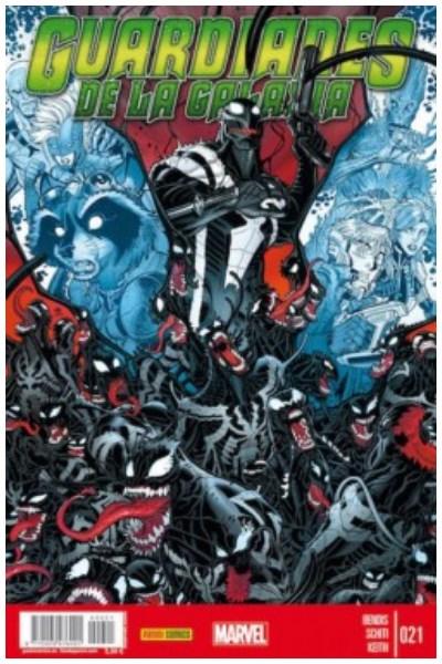 Comic Lote Guardianes De La Galaxia Nº. 20 A 28