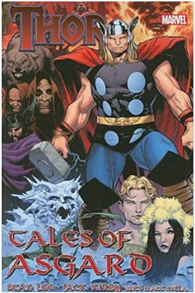 Comic Thor: Tales Of Asgard Tpb