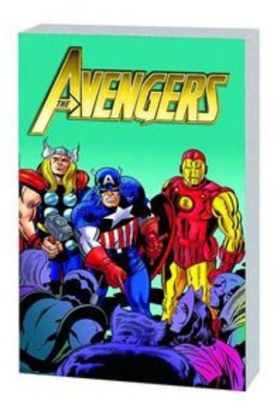 Comic Avengers Big Three Tpb