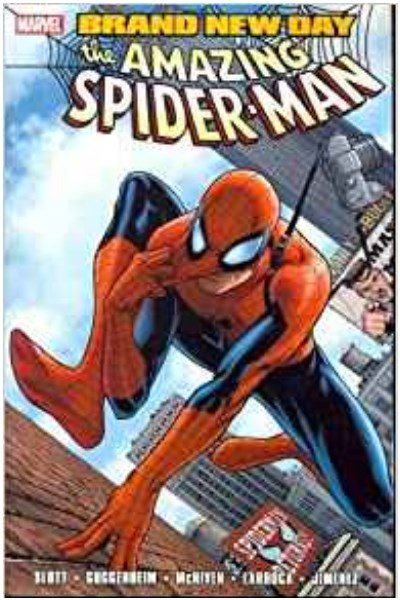 Comic The Amazing Spider-Man: Brand New Day Tpb (Lote Completo, Tres Libros)