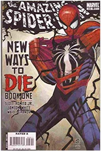 Comic Spider-Man: New Ways To Die Tpb No. 1