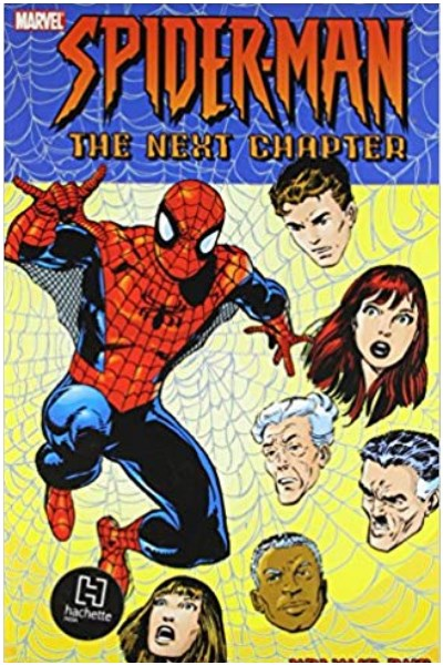 Comic Spider-Man The Next Chapter Tpb 1 Al 3 (Lote Completo)