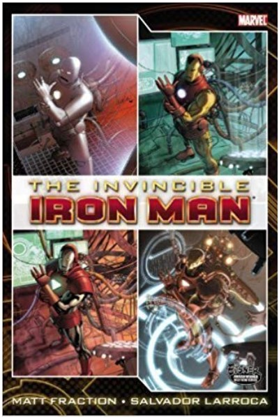Comic Invincible Iron Man Volume 1 Hc (Oversized) By Fraction, Matt Hc