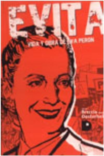 Comic Evita Vida Y Obra De Eva Perón