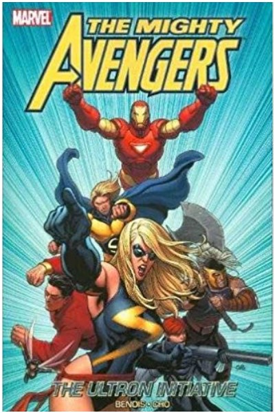 Comic The Mighty Avengers Lote Completo (Siete Tpbs)