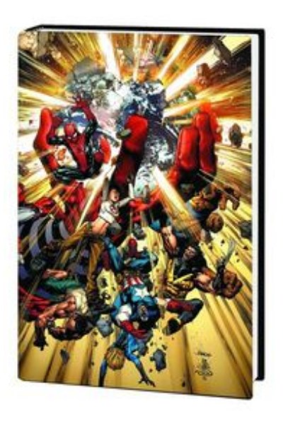 Comic Ultimatum Companion Hc