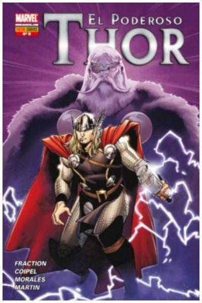 Comic Thor Vol. 5 Nº 09