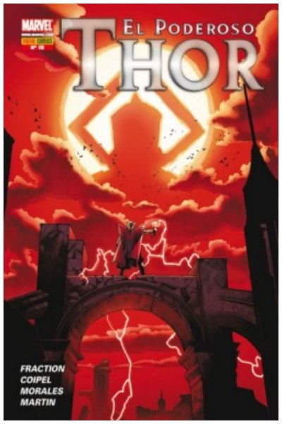 Comic Thor Vol. 5 Nº 10