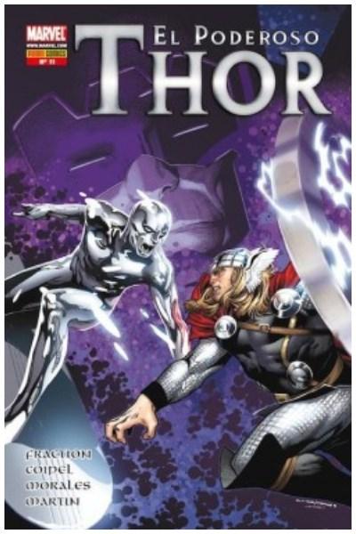 Comic Thor Vol. 5 Nº 11