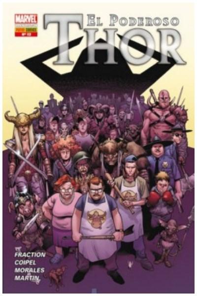 Comic Thor Vol. 5 Nº 12