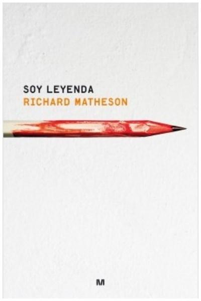 Libro Soy Leyenda Ed. Aniversario
