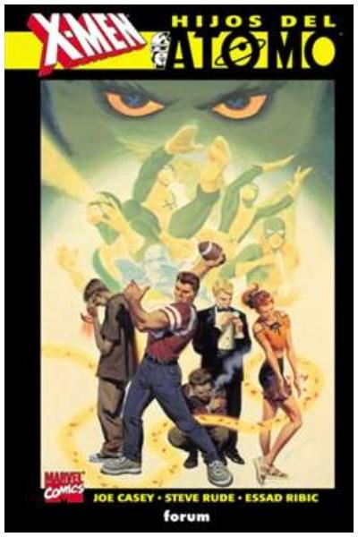 Comic X-Men: Hijos Del Átomo