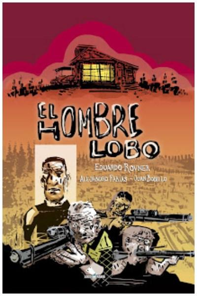 Comic El Hombre Lobo