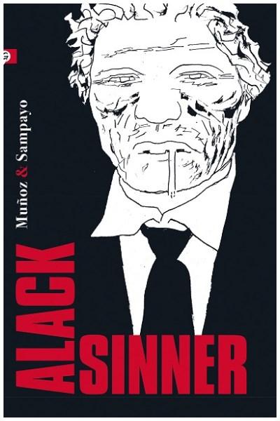 Comic Alack Sinner