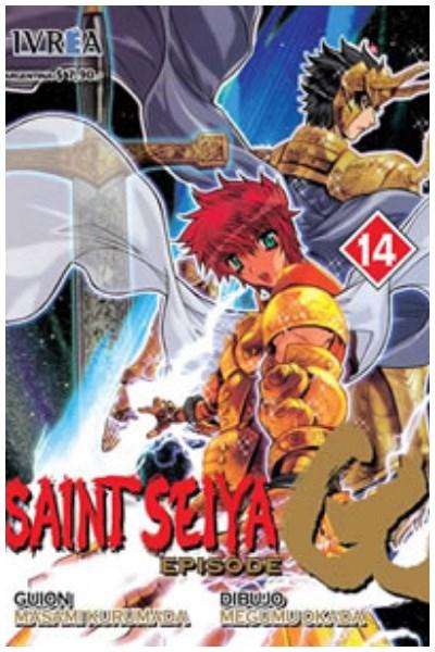 Manga Saint Seiya: : Episode G 14