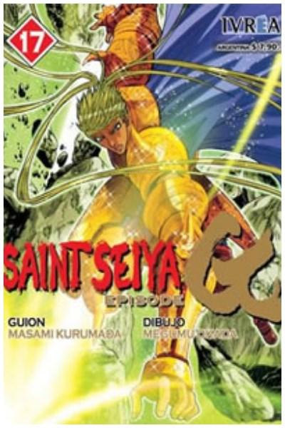 Manga Saint Seiya: : Episode G 17