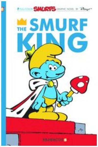 Comic Smurfs Sc Gn Vol. 03 Smurf King